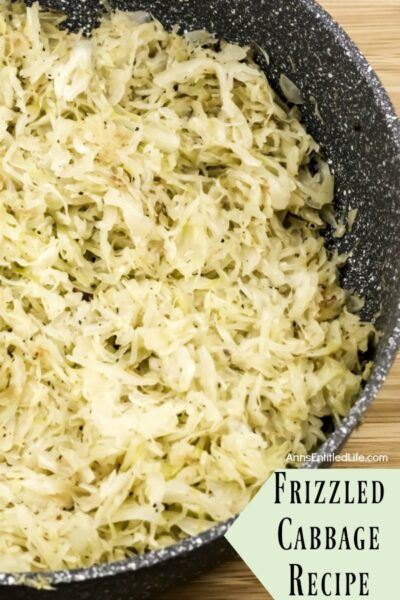 Frizzled Cabbage Recipe