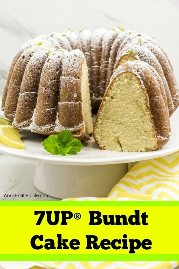 Taste Of Home Lemon Bundt Cake Recipe