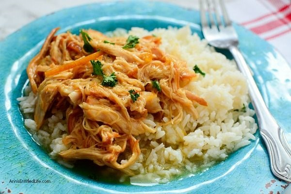 Slow Cooker Orange Soda Pop Chicken Recipe. Tired of boring slow cooker chicken recipes? Jazz up your chicken dinner with this unusual orange chicken recipe featuring orange pop!