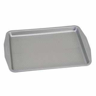 USA Pan 1050HS-2-ABC American Bakeware Classics Half Sheet Baking Pan, Aluminized Steel
