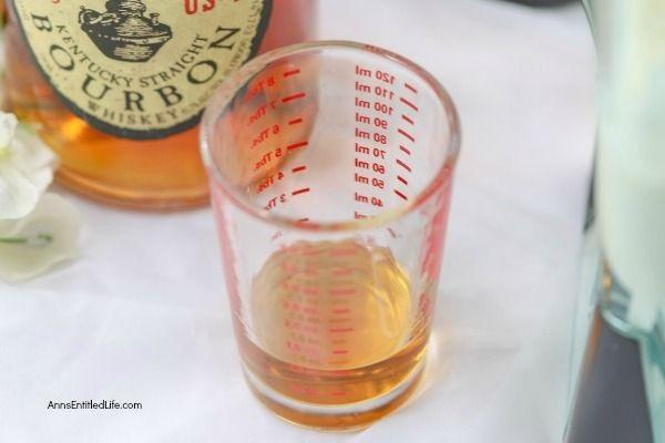 Bourbon Swirl In Glass