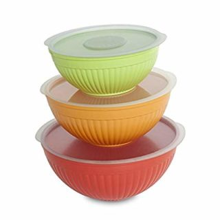 Nordic Ware 6-Piece Covered Bowl Set