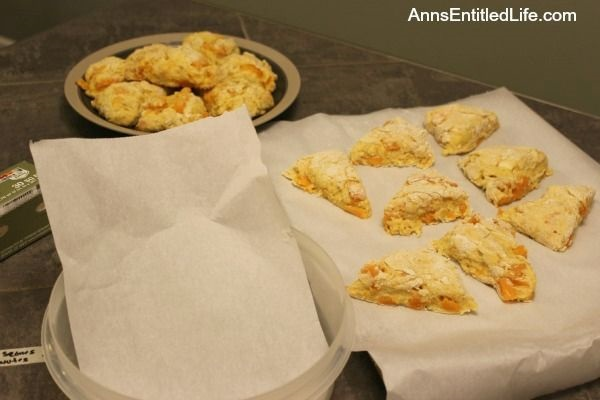 Fresh Fruit Scones Recipe. Nothing beats fresh, in-season fruit! This fresh fruit scones recipe is a great way use that fresh summer produce. This easy scones recipe produces scones that are delicious, moist and flavorful. Make a batch for now, and freeze a batch of fruit scones for later!