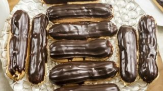 Homemade Chocolate Eclair Recipe