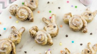 Cinnamon Roll Bunnies Recipe