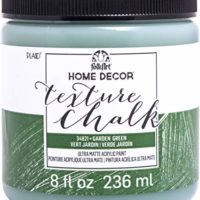 FolkArt 34821 Texture Chalk Painting and Drawing, 8 oz, Garden Green