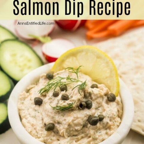 Easy Smoked Salmon Dip Recipe