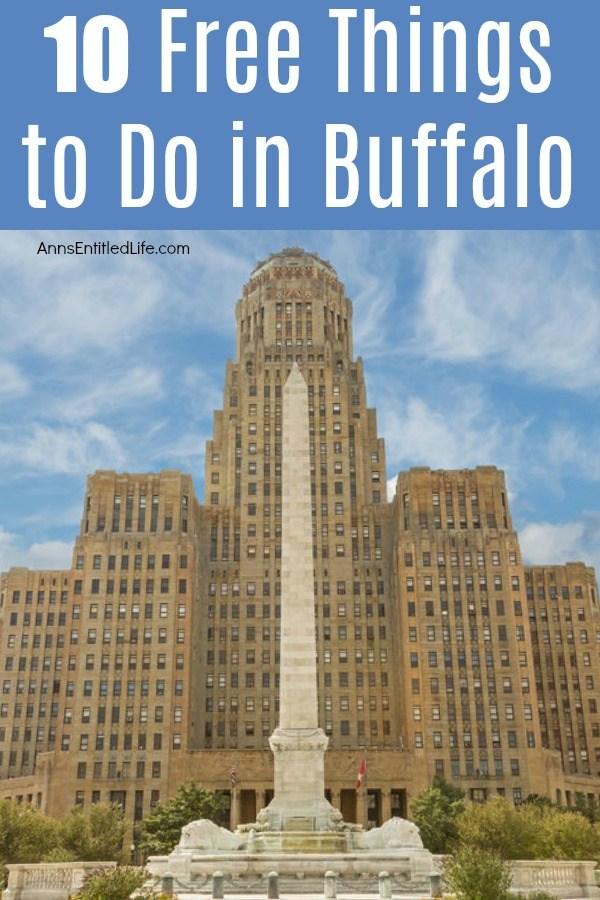Buffalo's city hall