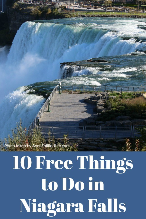10 Free Things to Do in Niagara Falls. Niagara Falls is a great little town with a lot of family-friendly activities. The waterfalls are magnificent, but there is even more to do and see in Niagara Falls than the main attraction. I gathered together this wonderful list of 10 free things to do when you are in Niagara Falls to help make your stay more enjoyable.