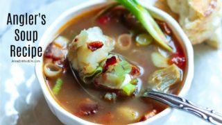Angler's Soup Recipe