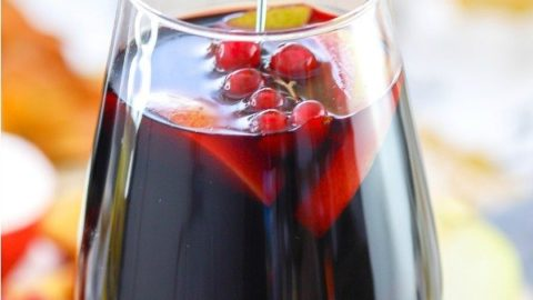 Autumn Harvest Sangria Recipe