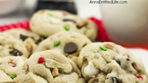 Santa's Trash Cookies Recipe