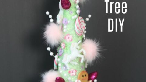 Unicorn Tree DIY