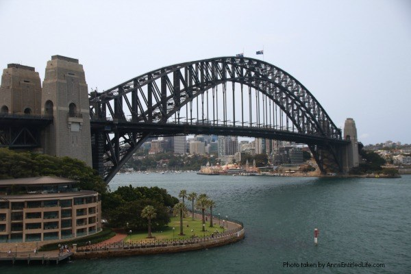 When Not to Go to Australia, by AnnsEntitledLife.com Sydney Harbor Bridge
