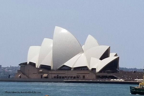 When Not to Go to Australia, by AnnsEntitledLife.com Sydney Opera House