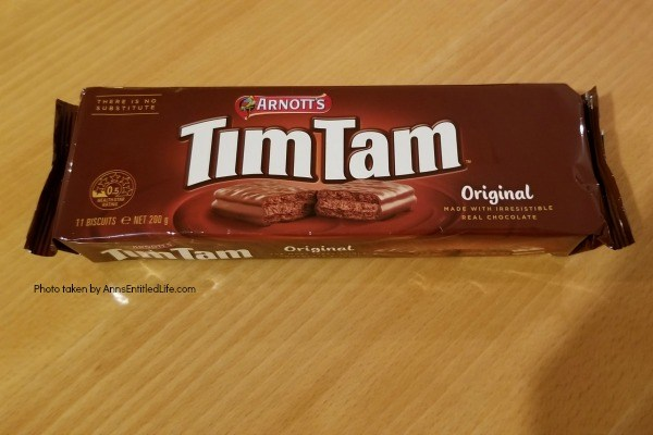When Not to Go to Australia, by AnnsEntitledLife.com Timtam cookies.