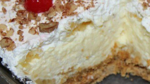 Banana Split Icebox Cake Recipe