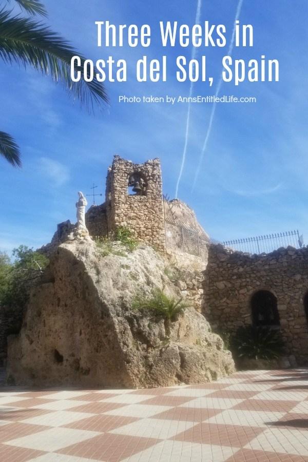 La Ermita de la Virgen de la Peña de Mijas