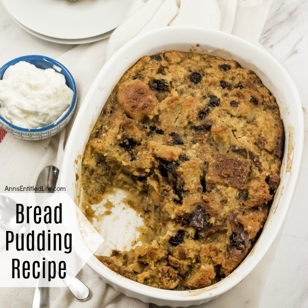 Bread Pudding Recipe. The ultimate leftovers recipe, this easy to make, old fashioned bread pudding recipe uses up leftover donuts, sweetbreads, pastries, and turns them into a fabulous breakfast dish or dessert your whole family will enjoy. The quintessential comfort food, this bread pudding is hearty, filling, and delicious.