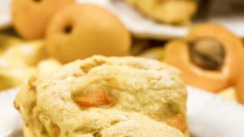 Fresh Fruit Scones Recipe