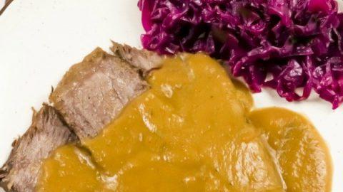 Sauerbraten Recipe