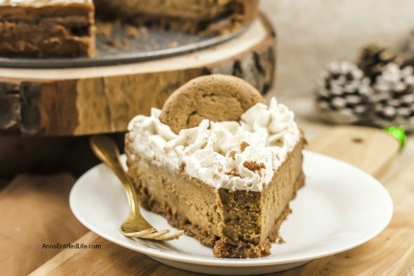 Gingerbread Cheesecake Recipe. 'Tis the season! This festive gingerbread cheesecake is a centerpiece dessert worthy of your holiday table. If you like gingerbread, you will adore this fantastic holiday cheesecake recipe.