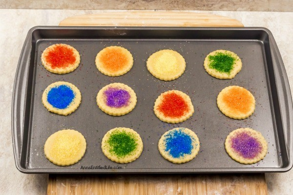 Grandma's Old Fashioned Sugar Cookies Recipe. If you enjoy baking vintage homemade cookie recipes, try Grandma's Old Fashioned Sugar Cookies Recipe! This is a traditional sugar cookie that uses few ingredients and is not complicated to make. This is a great cookie for all occasions.