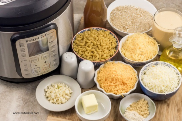 Instant Pot Macaroni and Cheese Recipe. You cannot go wrong with a classic dish like this instant pot macaroni and cheese recipe! Switch up your traditional way of making mac and cheese and forget the boxed version and make it with your Instant Pot instead. Full of gooey cheddar cheese, soft macaroni, and just the right spices, this dish is unforgettably delicious.