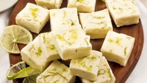 Key Lime Fudge Recipe
