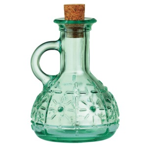 Bormioli Rocco Country Home Olivia 7 Ounce Oil Cruet Bottle