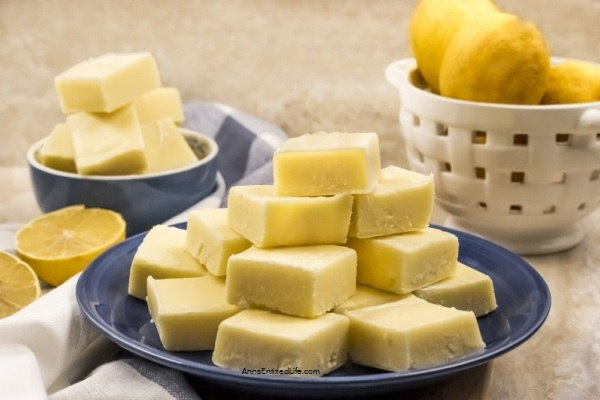Lemon Fudge Recipe. This lemon fudge recipe is the easiest and yet the most delicious fudge ever! It uses JUST 2 ingredients and is the simplest fudge recipe you will ever make. This lemon fudge is terrific for sharing, gifting, or when you want to indulge at home.