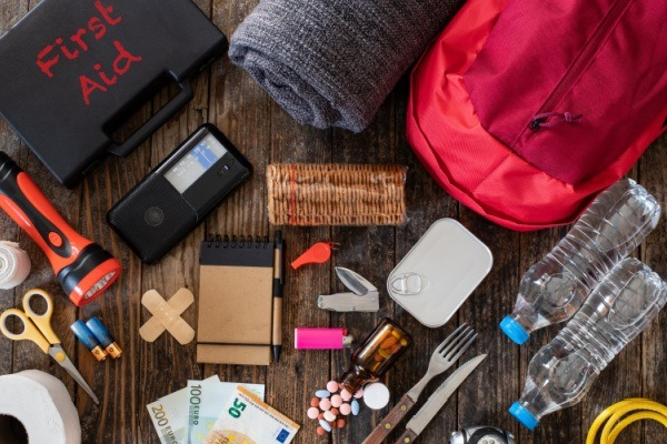 Natural Disaster Preparedness Tips. A list of tips, tricks, and goods to have on hand in case of a natural disaster. Be prepared the next time a natural disaster strikes!