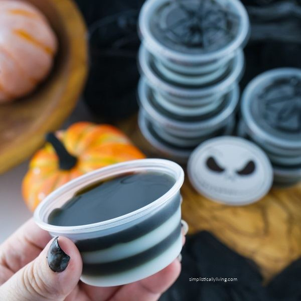 20 Jello Shots for Halloween. From creepy to spooky to adorable, these 20 Jello Shots for Halloween are certain to be a hit at your next Halloween Party! So get the party started with these unusual and easy-to-make Halloween Jello Shots Recipes.