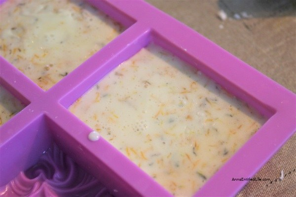 Homemade Citrus Soap Bars Recipe.Learn how easy it is to make your own soap by following the step-by-step directions of this delightful homemade citrus soap bars recipe. Refreshing and invigorating, this lovely recipe for homemade soap is simple to make, feels great on your skin, and smells fantastic!